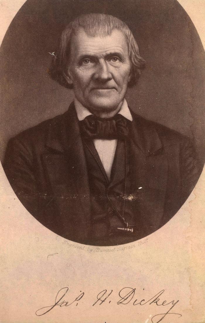 Rev. James H. Dickey