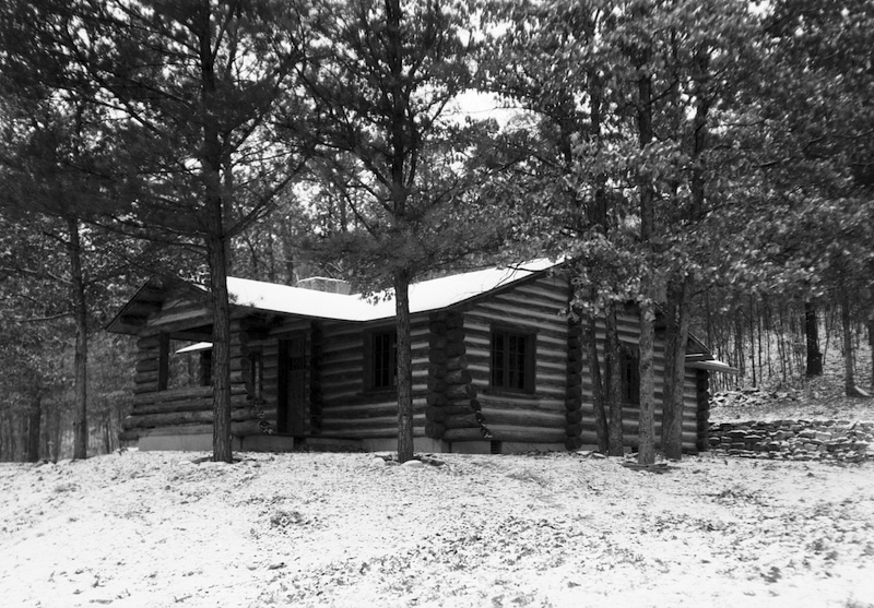 Forest Experiment Station in Snake Hollow, Shawnee State Forest, Scioto County, Ohio (c. 1935).