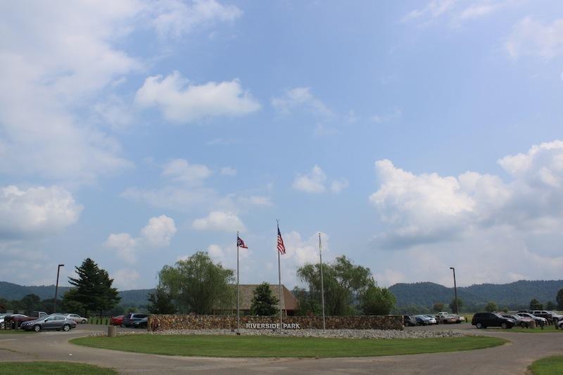 Earl Thomas Conley Riverside Park, Scioto County, Ohio (2012).