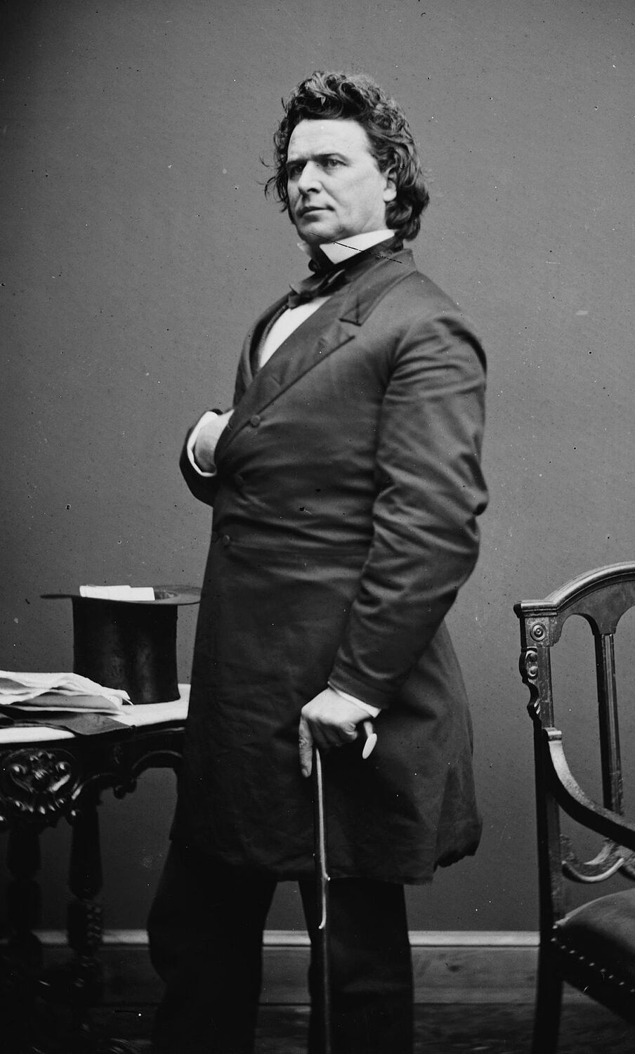 Hon. James Mitchell Ashley of Ohio (1824-1896)