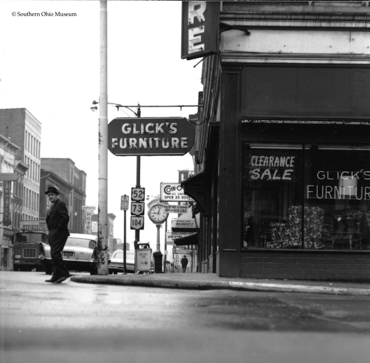 Glick�™s Furniture and the Damarin Block (c. 1965)