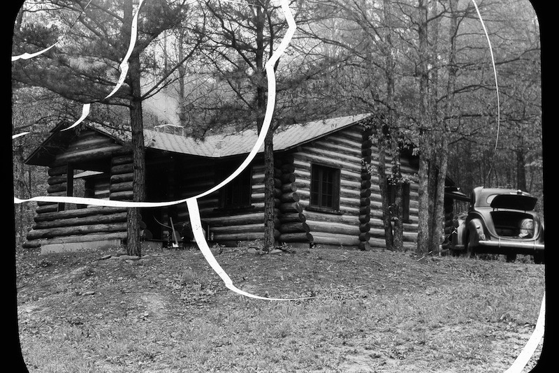 Forest Experiment Station in Snake Hollow, Shawnee State Forest, Scioto County, Ohio (c. 1938).