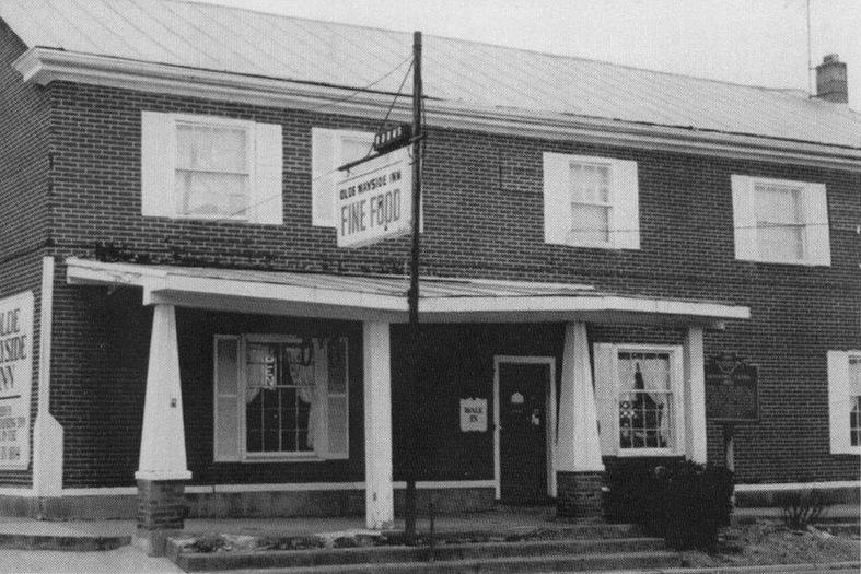 Olde Wayside Inn, West Union, Ohio.