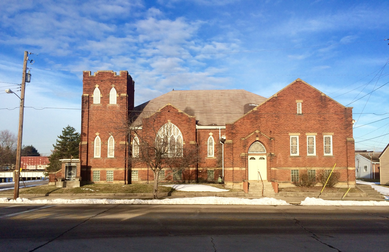 Allen Chapel, Waller Street, Portsmouth, Ohio.