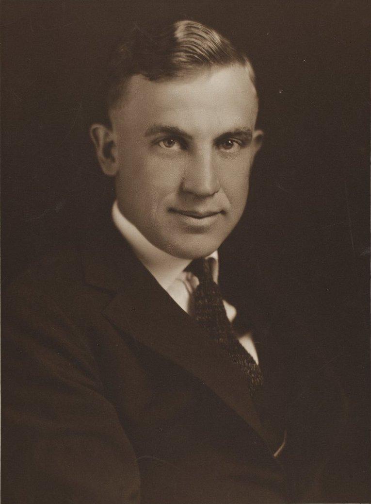 Coach George (Potsy) Clark