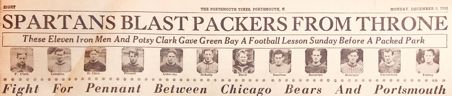 """""""Spartans Blast Packers From Throne"""""""