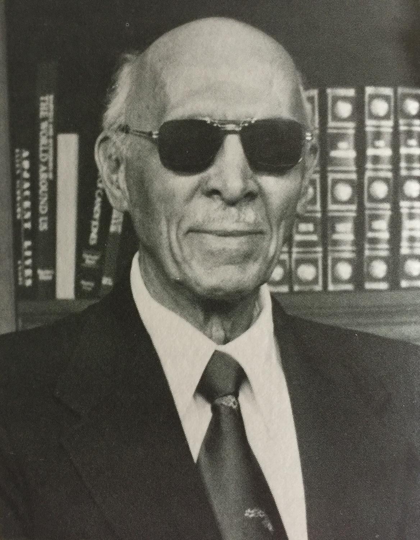 Portrait of Dr. James Forrest Scott, Scioto County Coroner